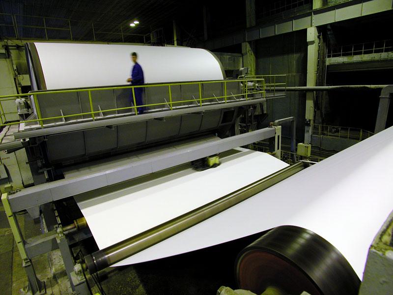 В январе-ноябре 2020 г. производство целлюлозы в России выросло на 6,7%
