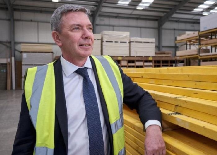 National Timber Group в два раза увеличила мощности завода в Шотландии