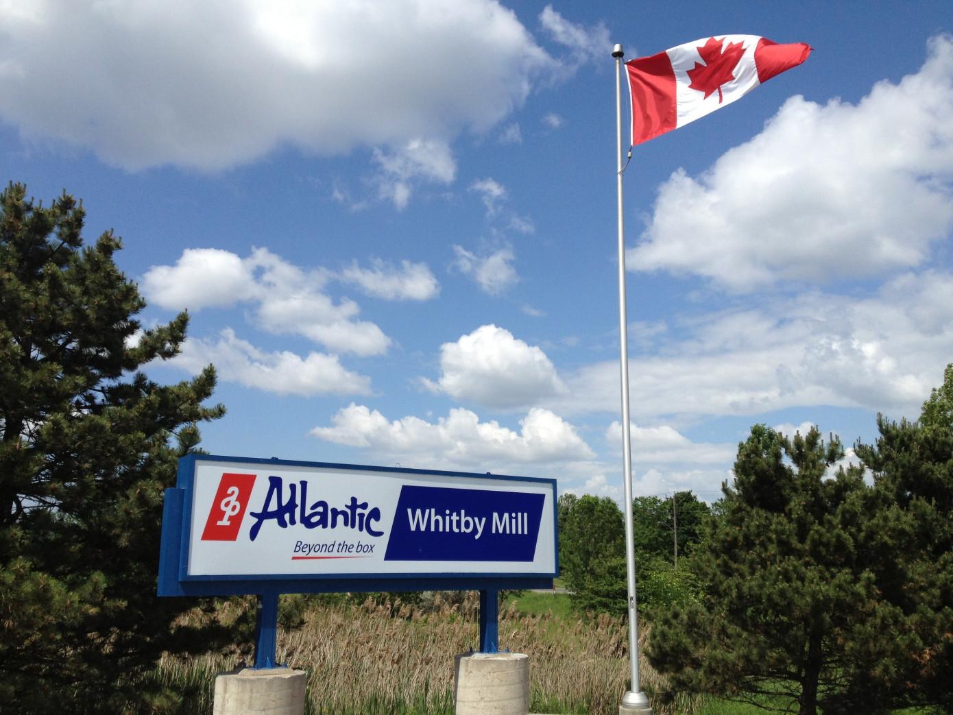 Atlantic Packaging Products установит новую бумагоделательную машину на заводе в Канаде