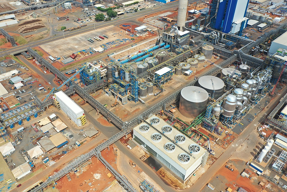 Valmet supplies evaporation and white liquor plants to Bracell's pulp mill in Brazil