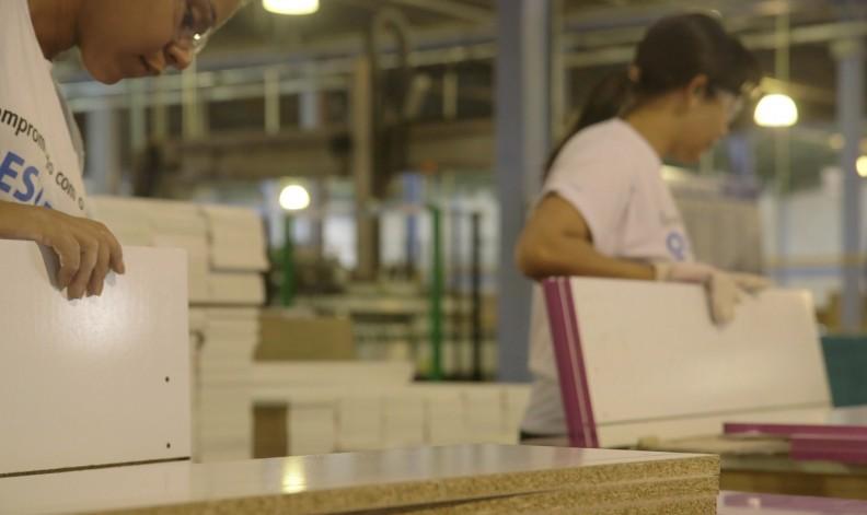 В январе-августе 2020 г. Бразилия сократила экспорт мебели на 12%