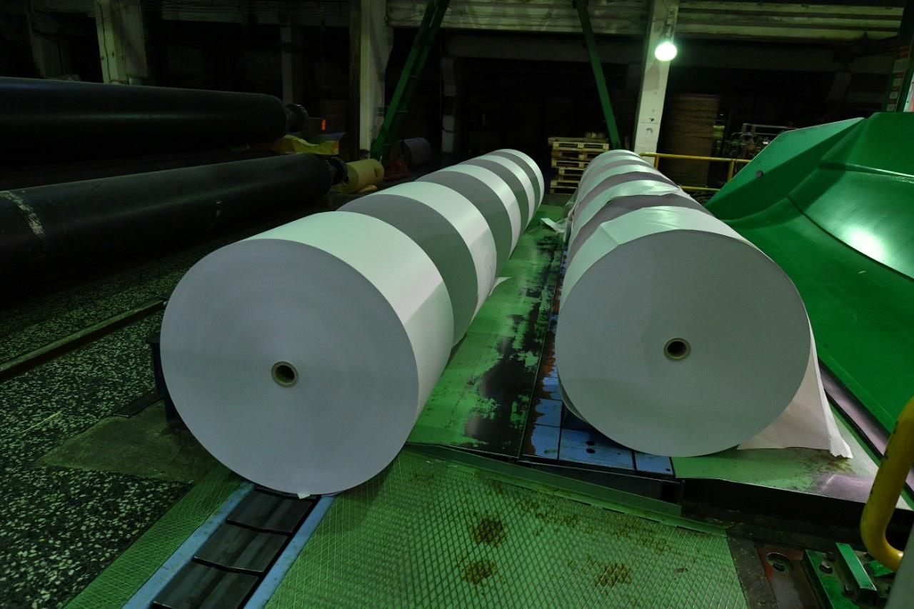 В 2020 г. Кондопожский ЦБК произвел более 650 тыс. т бумаги