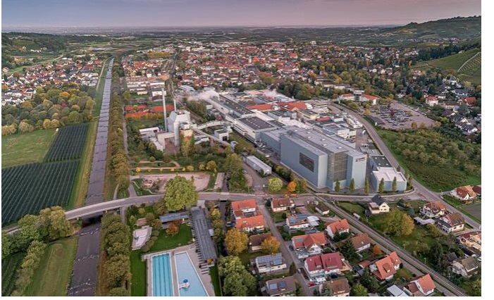 Koehler Group converts power plant in Oberkirch, Germany, to biomass and lowers CO2 footprint