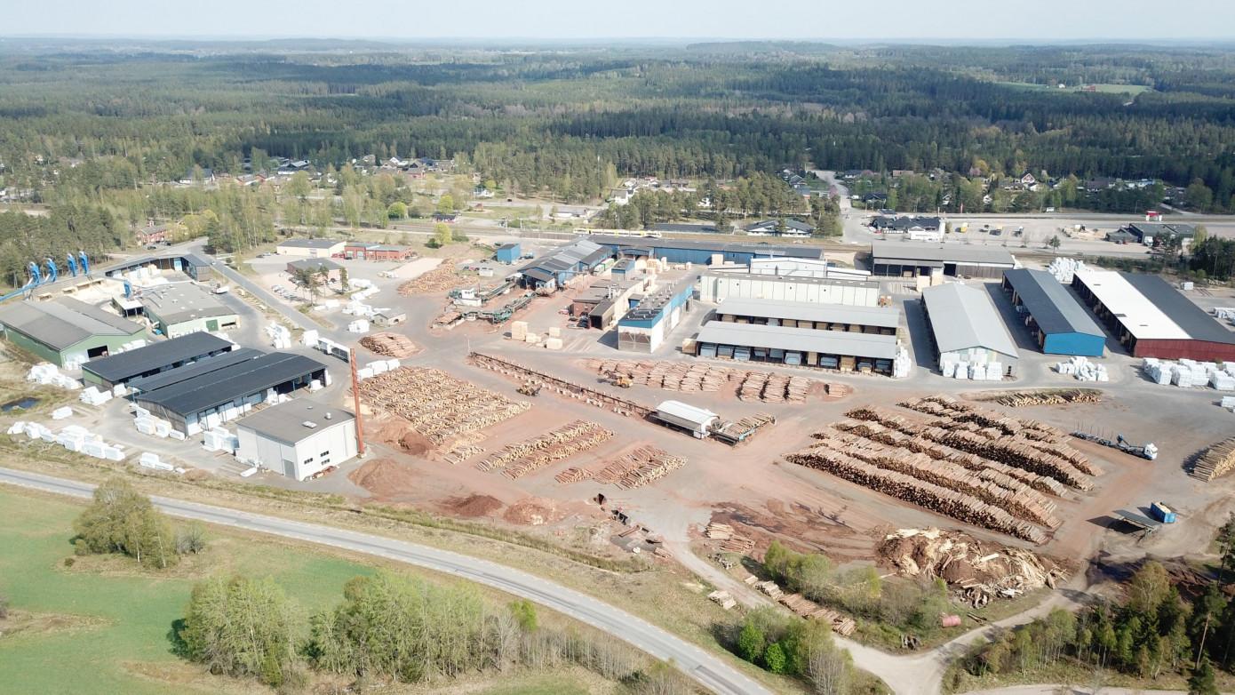 Sodra приобретет два деревообрабатывающих завода в Швеции