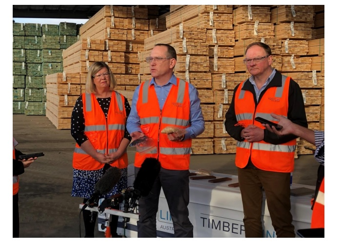 Timberlink to build new bio composite plant in Bell Bay, Tasmania