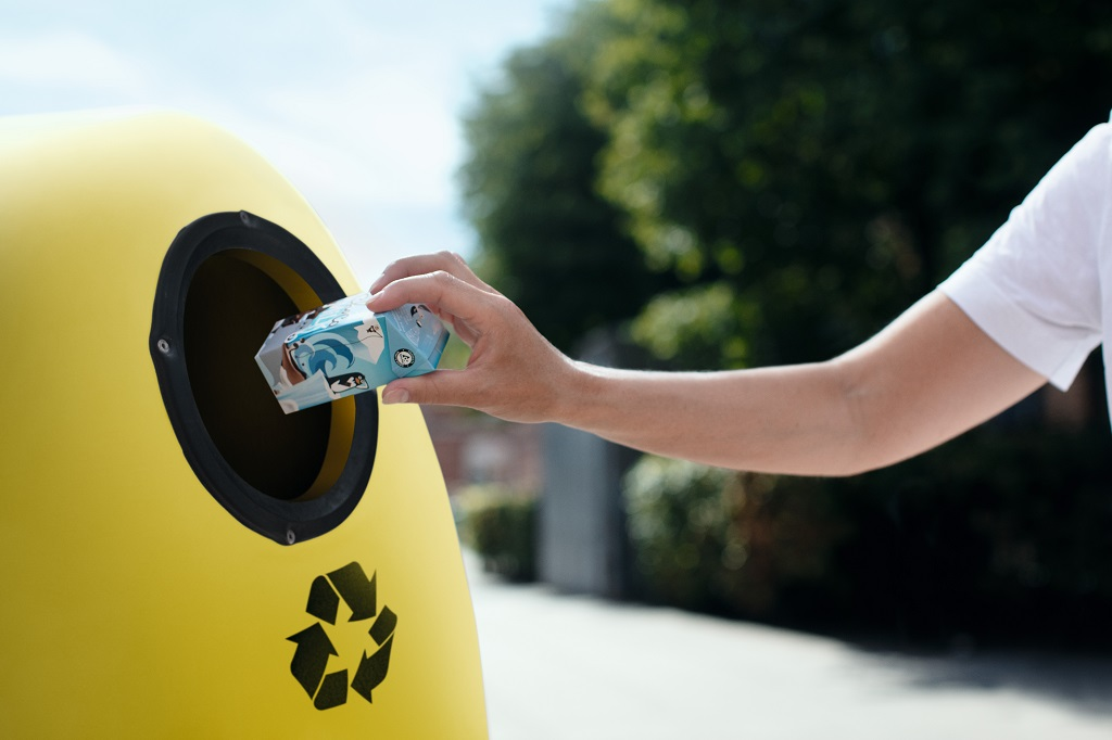 Stora Enso and Tetra Pak to invest Euro 29.1 million in recycling of beverage cartons in Poland