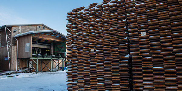 Lunawood invests Euro 6 million in Kaskinen and Iisalmi mills in Finland
