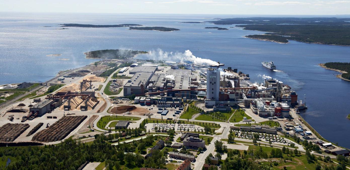Metsa Board завершила сделку по продаже 30-процентной доли целлюлозного завода в Швеции