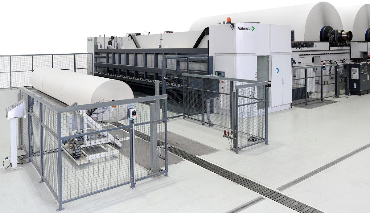 Valmet to supply high-capacity winder to Norske Skog's Golbey mill in France