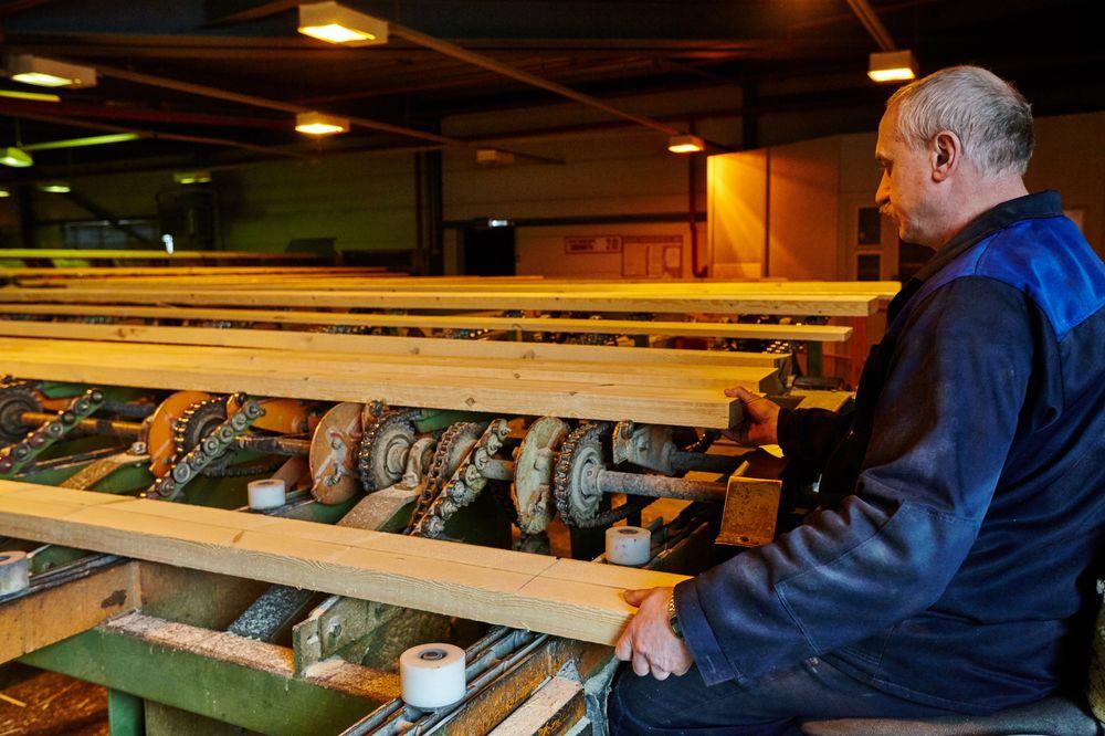 Сокольский ДОК внедряет новые методы повышения производительности труда и бережливого производства
