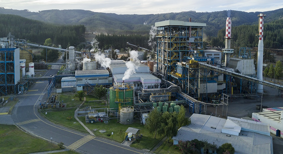 ABB received an order from Arauco in Chile