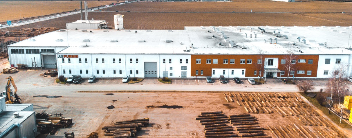 Unilin Group acquires industrial sawmill in Romania from JAF Group