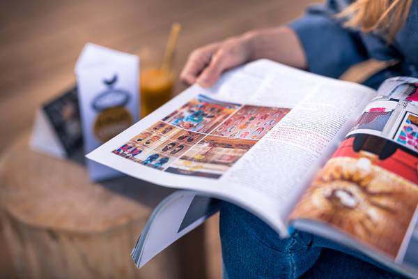 В августе 2020 г. спрос на журнальную бумагу в Европе снизился на 13,1%