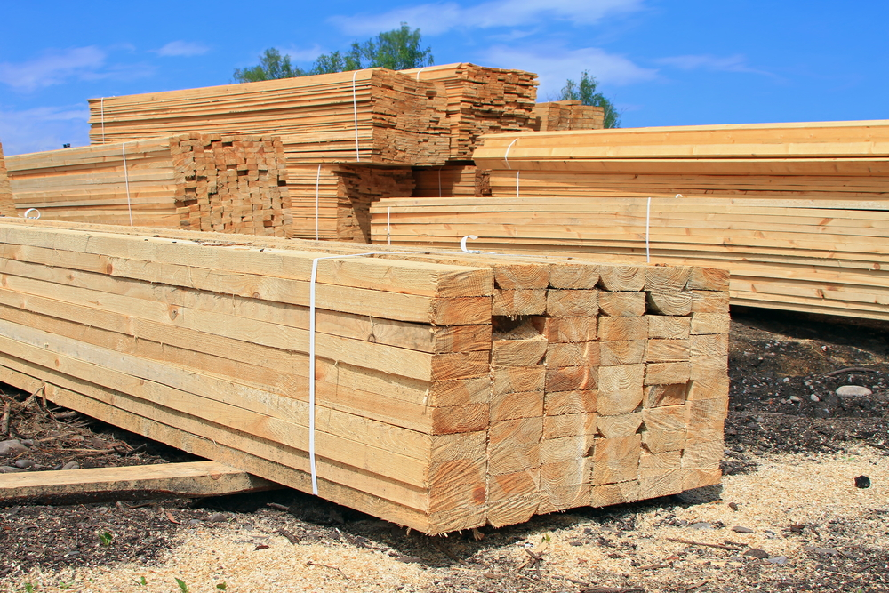 """Canada""""s lumber production increased by 1.1% in June"""
