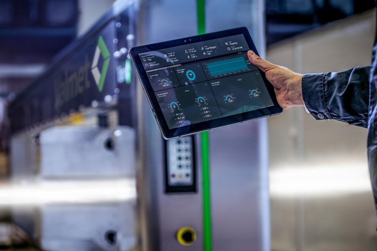 Valmet модернизирует систему контроля качества на целлюлозном заводе Mercer International в Германии