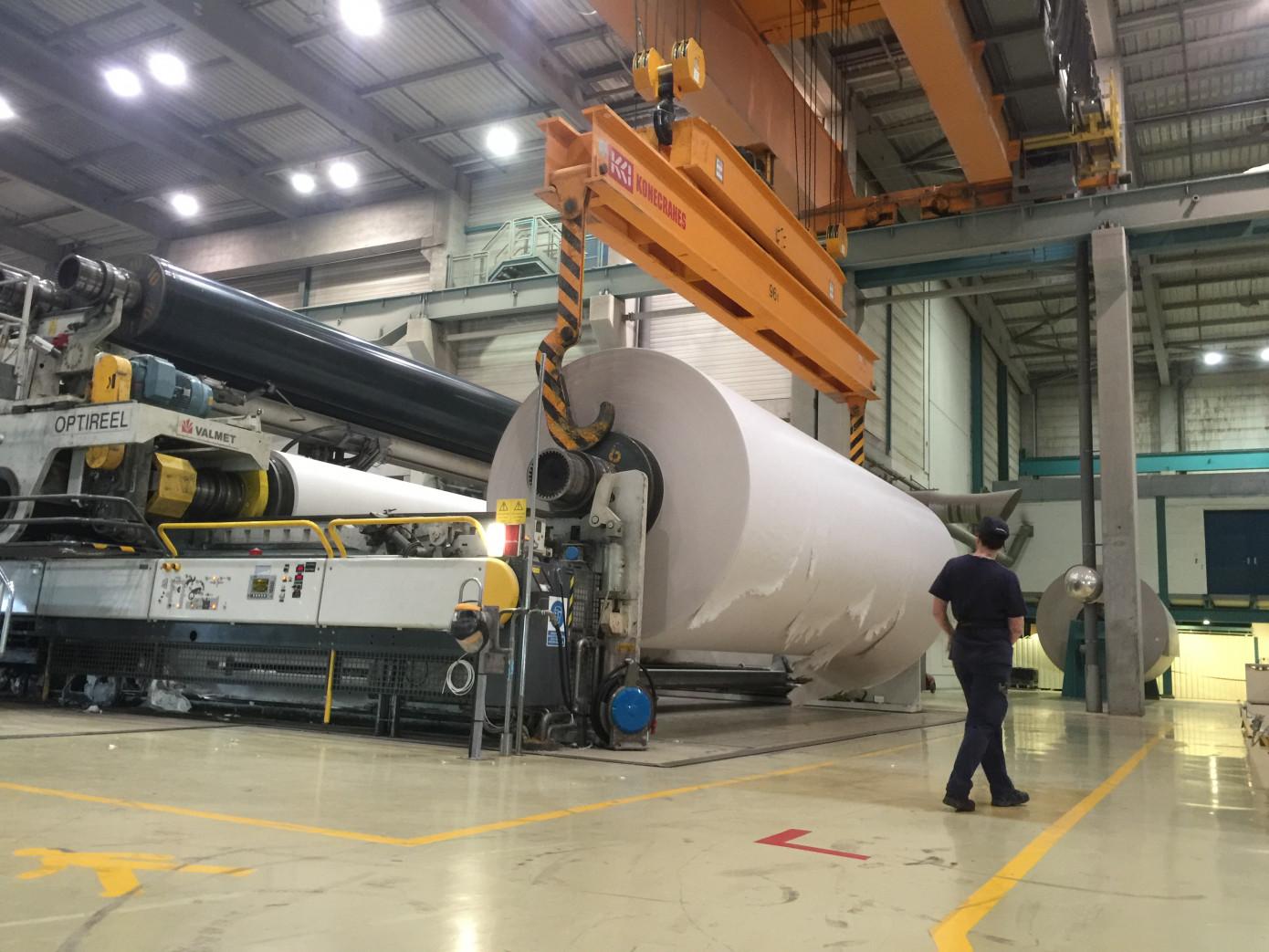 CEPI: в 2020 г. производство бумаги и картона в Европе снизилось на 5%