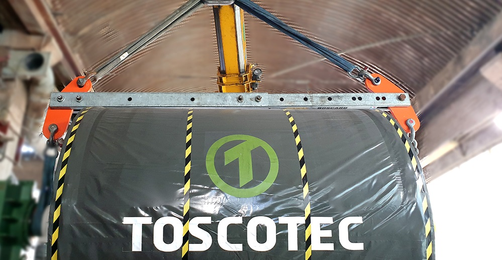 """Toscotec starts up TT SYD Steel Yankee Dryer at Cartiera Ponte d""""Oro in Italy"""