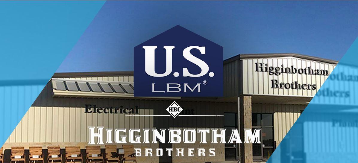 US LBM приобрела американскую Higginbotham Brothers