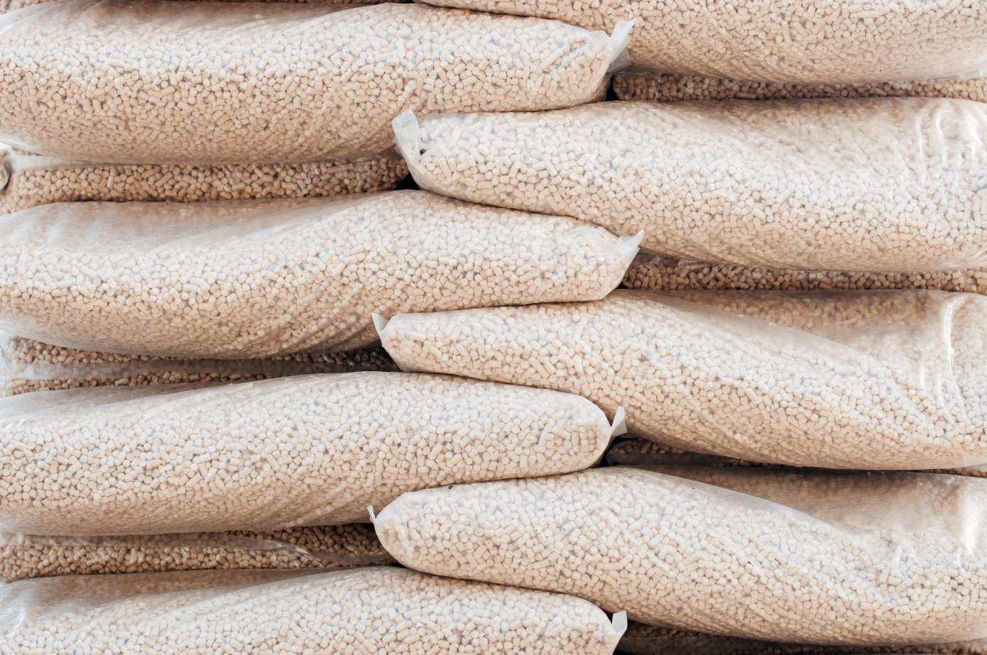 В 2019 г. Нидерланды увеличили импорт топливных пеллет в два раза