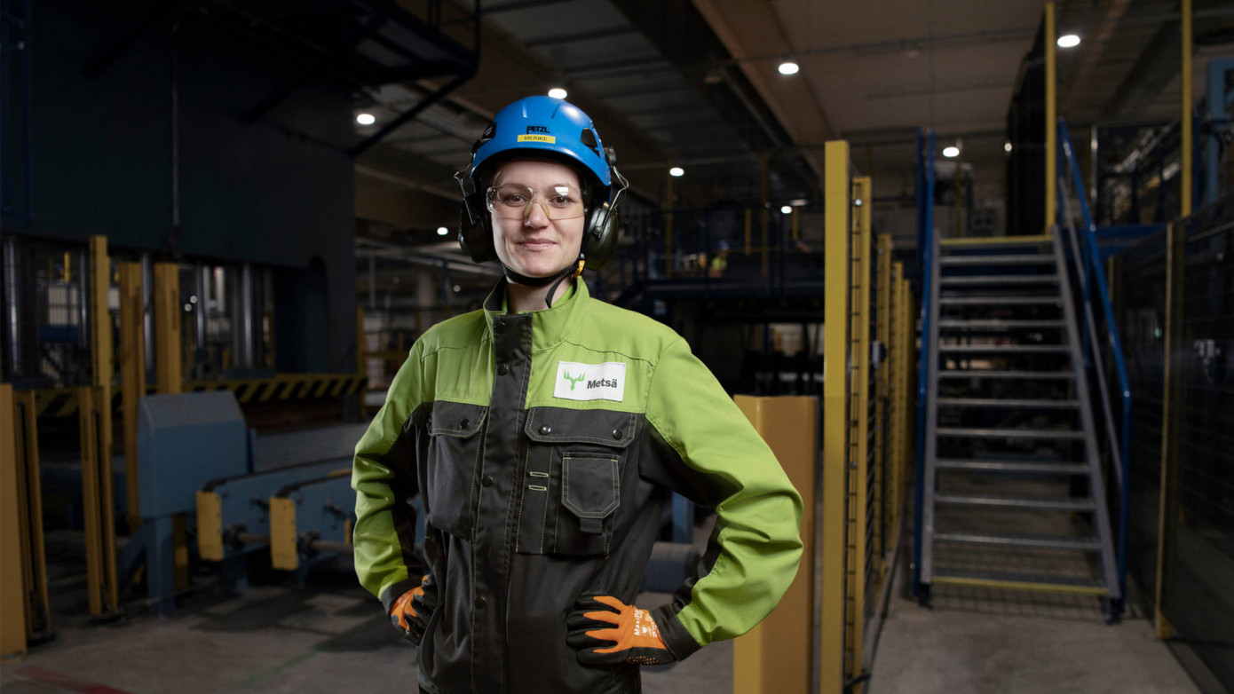 Metsa Group организует 50 новых рабочих мест в Финляндии