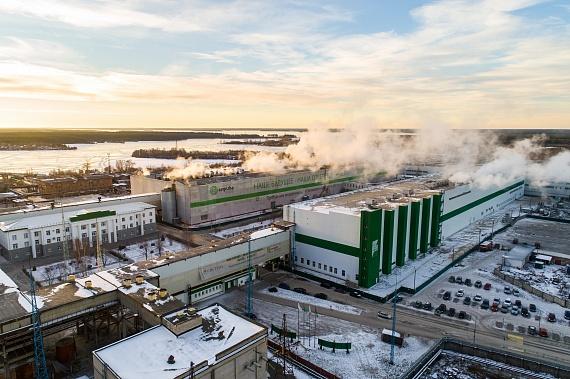 На ТЭС-2 Сегежского ЦБК реконструируют все содорегенерационные котлы