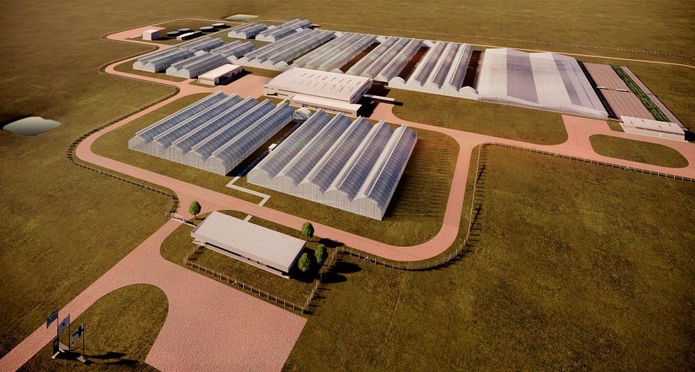 UPM begins construction of new nursery in Central Uruguay