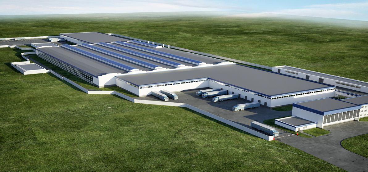 Компания «Архбум» приступила к активной фазе реализации инвестпроекта по строительству Ульяновской площадки