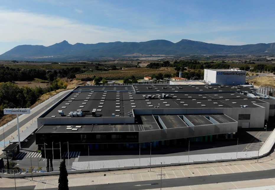Smurfit Kappa completes Euro 12 million investment in its Ibi plant in Spain