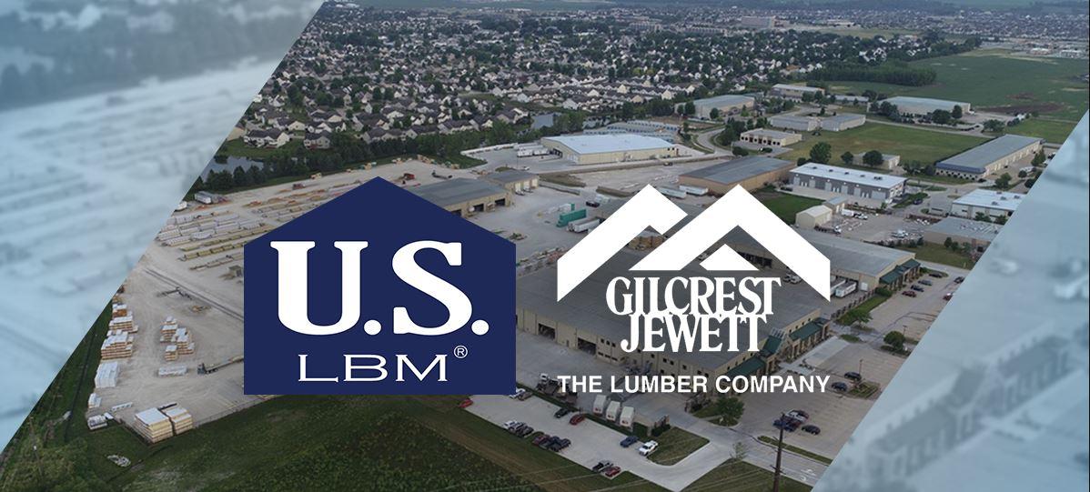 US LBM приобрела американскую Gilcrest/Jewett Lumber Company