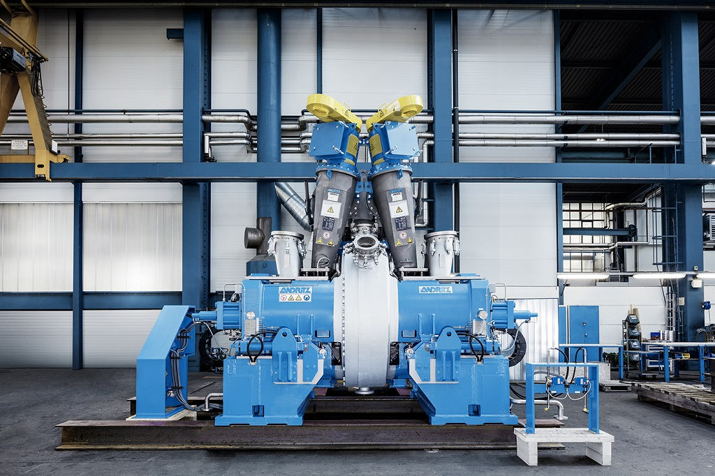 Andritz  to supply two chemi-thermomechanical pulping systems to Nine Dragons Paper Industries in China