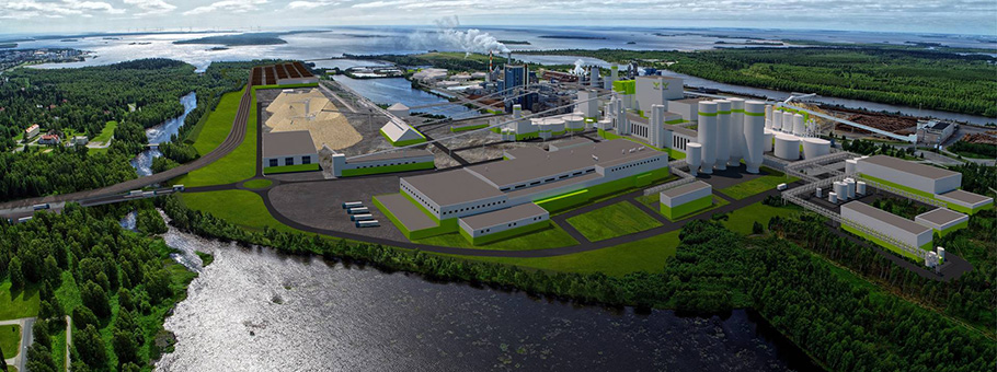 Metsä Fibre and Andritz sign preliminary agreement