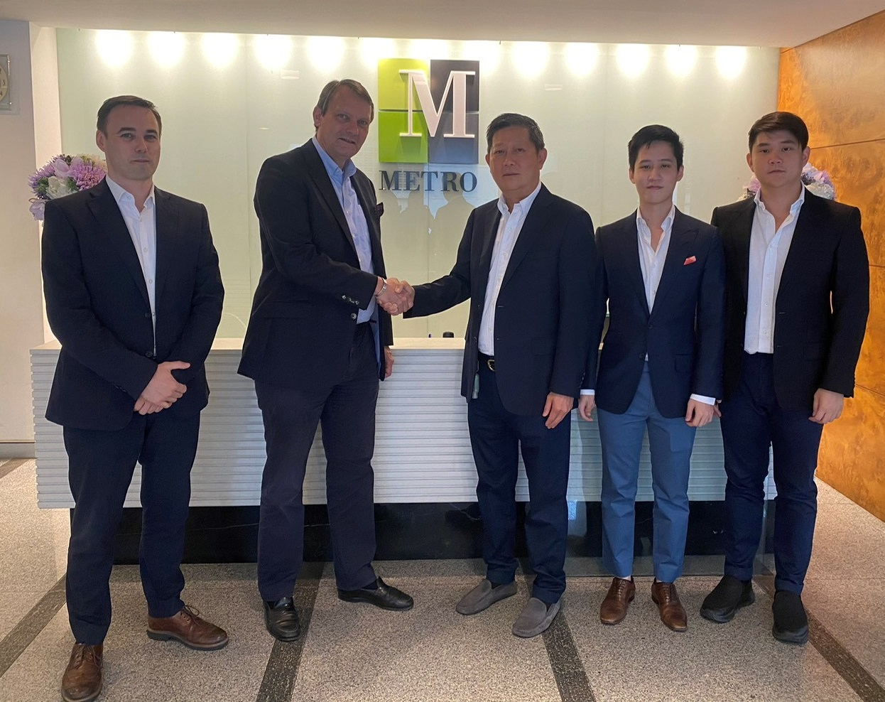 Siempelkamp to supply new particleboard plant  for Metro in Surat Thani, Thailand