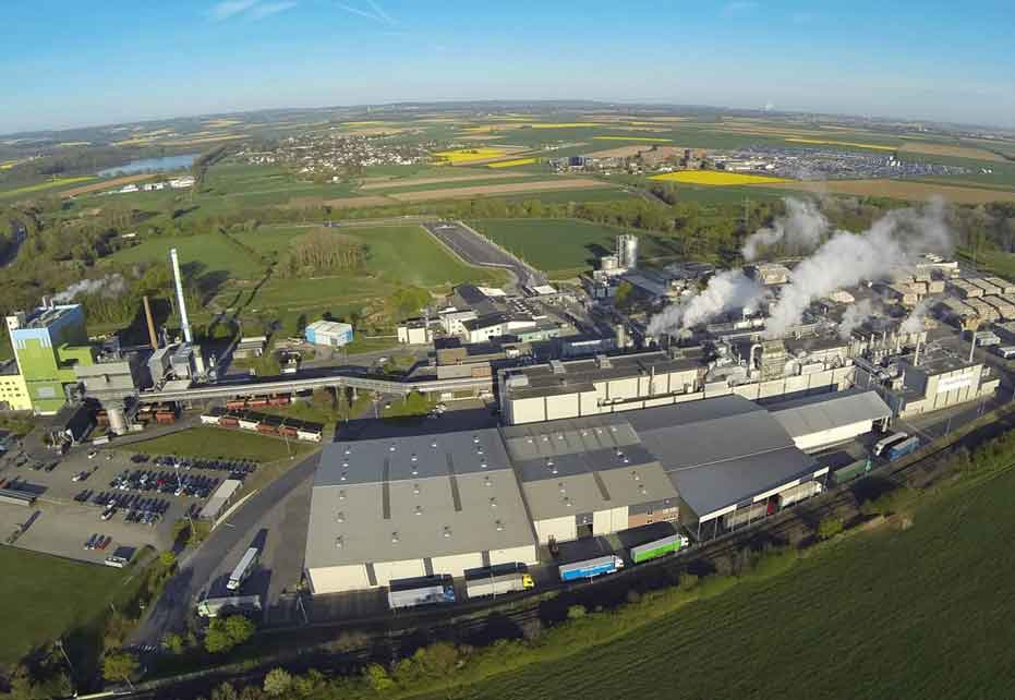 Smurfit Kappa invests Euro 11.5 million in its Zülpich paper mill in Germany