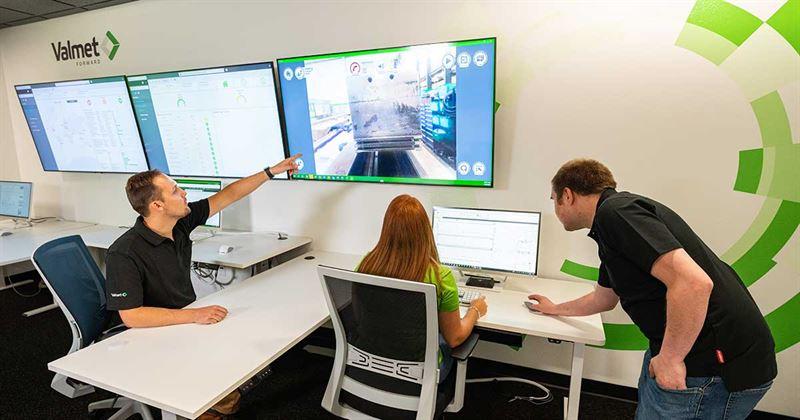 Компания Valmet открыла новый Центр эффективности в США