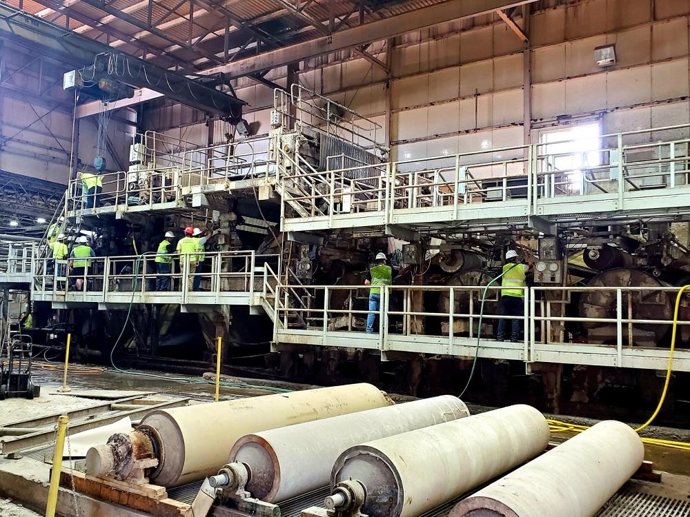 Ox Industries возобновила работу завода по производству макулатурного картона в США