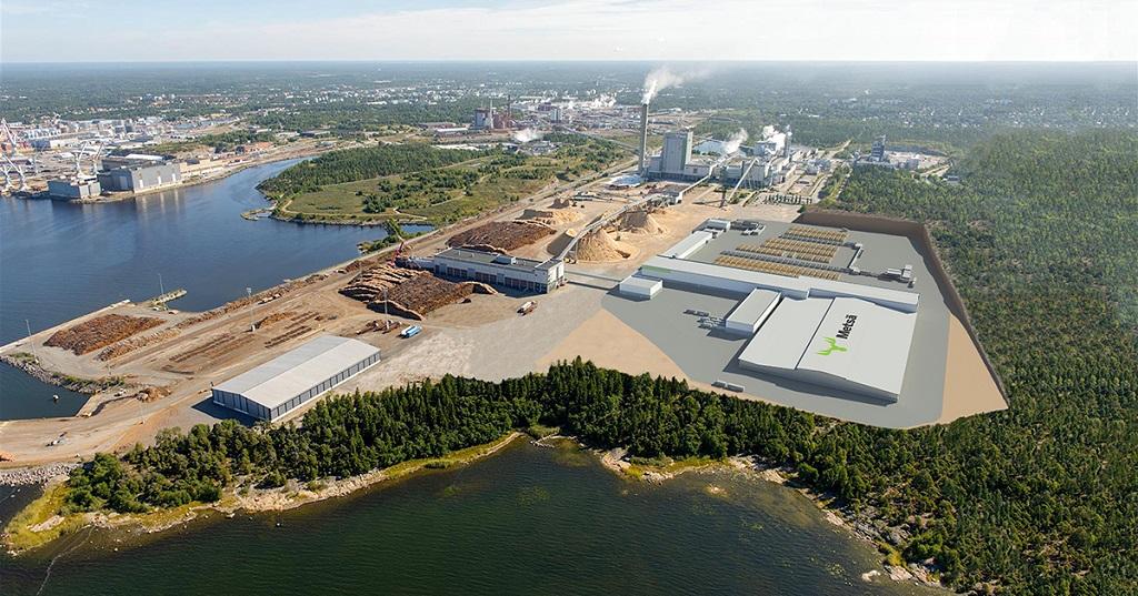 Metsa Fibre и Euroports Finland подписали логистическое соглашение