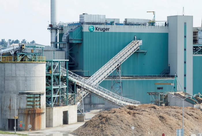 Kruger to permanently shut down pulp and paper production at Brompton mill in Canada