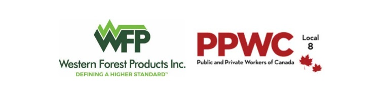 Western Forests Products and PPWC announce 8-year agreement