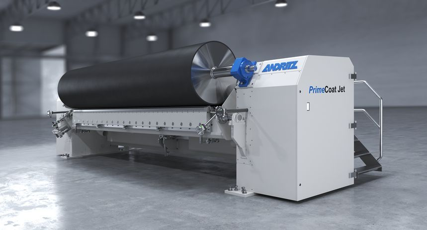 Andritz to supply four jet coaters to Jiangxi Five Star Paper in China