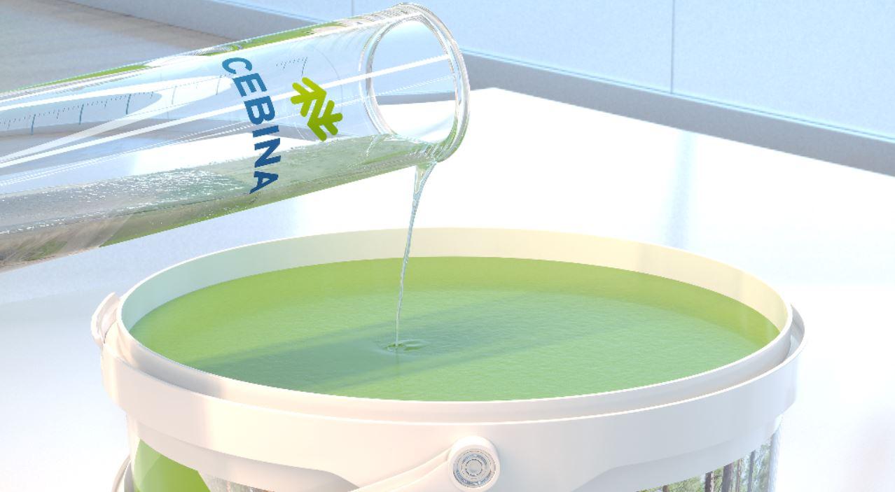 Разработанный Norske Skog наноцеллюлозный продукт CEBINA будут использовать при производстве красок на водной основе