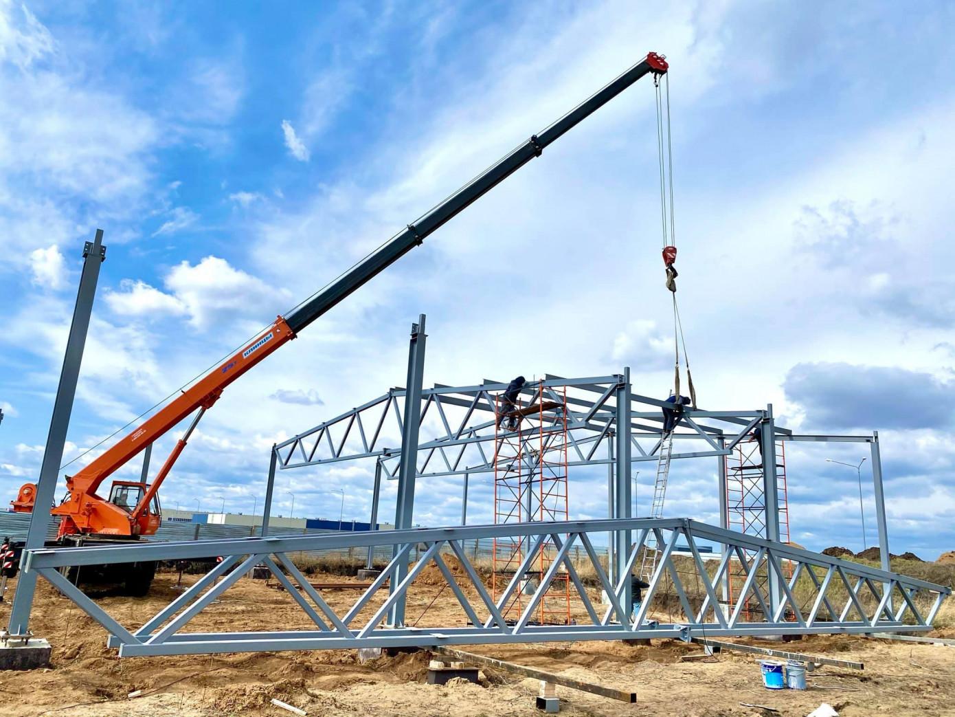 «Марсенал Юнайтед» инвестирует 100 млн руб. в строительство завода по производству упаковочной продукции в Ульяновске