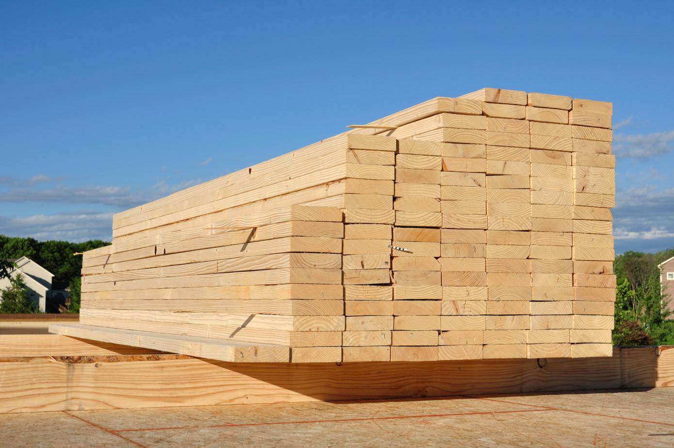 В марте 2021 г. Бразилия увеличила экспорт продукции деревообработки на 24%