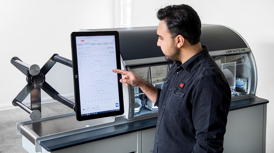 """ABB to supply automated paper testing solution to Grupo Gondi""""s mill in Monterrey, Mexico"""
