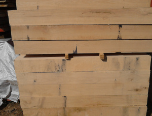 100 mm x 100 mm x 4000 mm GR  Oak Beam