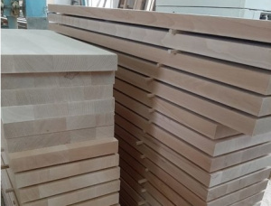 Beech Stair treads 40 mm x 300 mm x 1000 mm