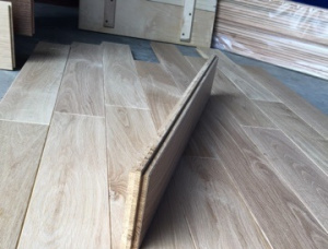 Parkett Eiche 20 mm x 150 mm x 1800 mm