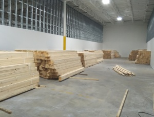 2 in. x 4 in. x 10 ft. KD S4S Heat Treated Spruce-Pine-Fir (SPF) Lumber