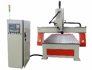 4 Axis CNC Router / Automatic tool changer