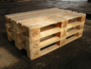 SPF Used EPAL Pallets 800 mm x 1200 mm