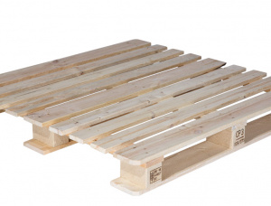 Scots Pine Chemical Pallet (CP) 1114 mm x 1114 mm x 145 mm